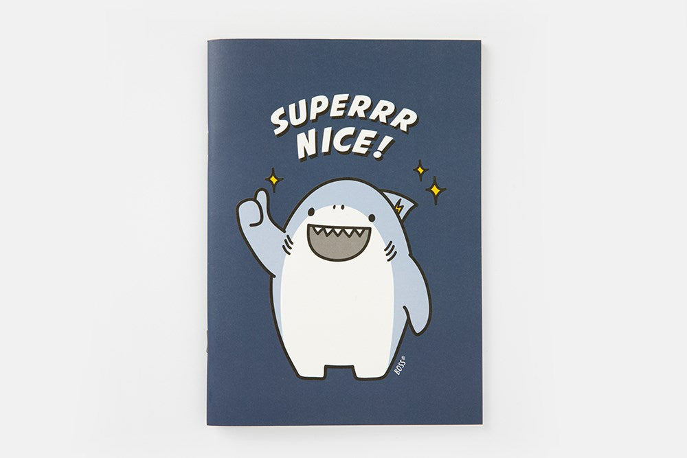 [DMV ONLY] Artbox G.Boss Super Nice! Notebook 03008161
