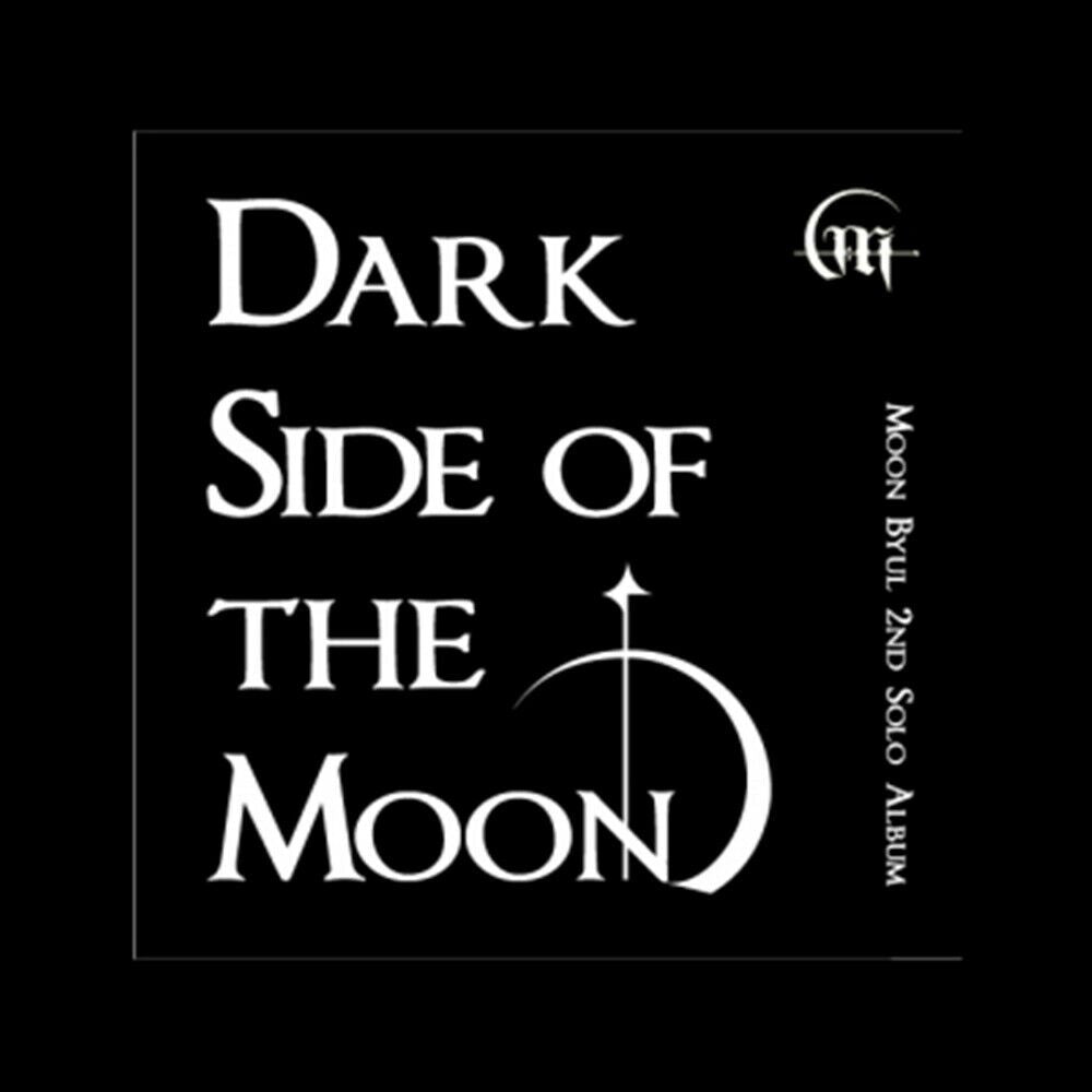 K-pop CD Moon Byul 2nd Solo 'The Dark Side of the Moon'