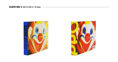 K-pop CD Shinee 'Odd' [A Ver.]