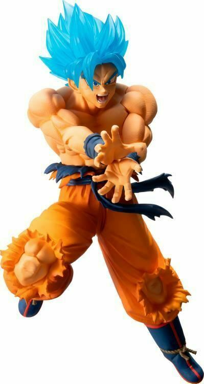 Bandai Ichibansho Figure Dragon Ball Super SSGSS Son Goku