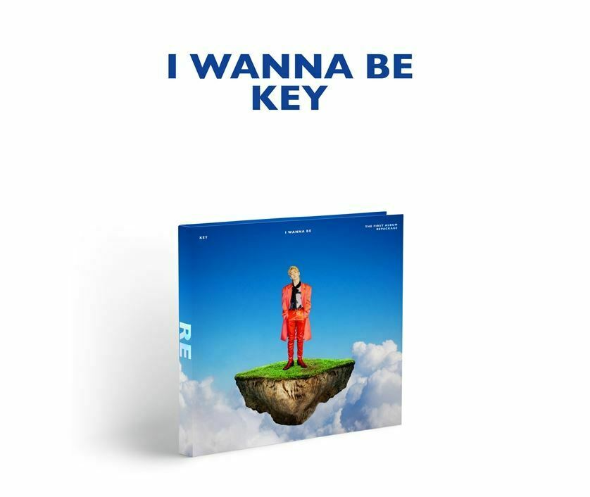 KPOP CD: Key - I Wanna Be
