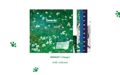 K-pop CD Pentagon 7th Mini Album 'Thumbs Up!'