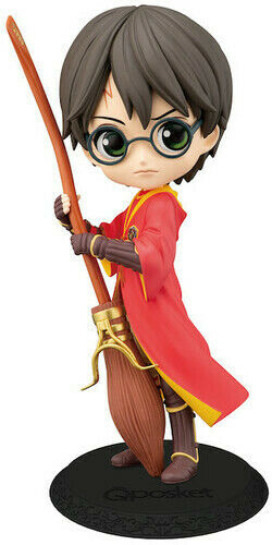 Banpresto Harry Potter Qposket Harry Potter Quidditch Style (Ver. B)