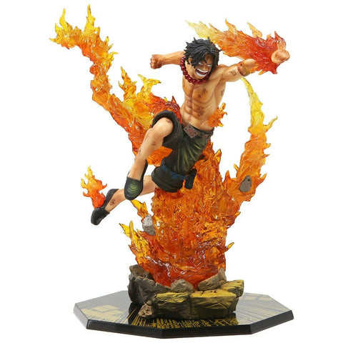 Bandai Tamashi Nations Figuarts Zero One Piece Portgas. D. Ace