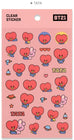 BT21 Tata Clear Sticker