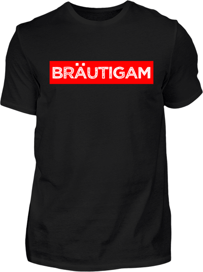 Bräutigam T-Shirt - Kreisligahelden.de