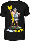 Dartgott T-Shirt - Kreisligahelden.de