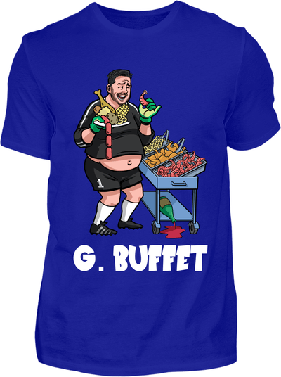 Buffet T-Shirt - Kreisligahelden.de