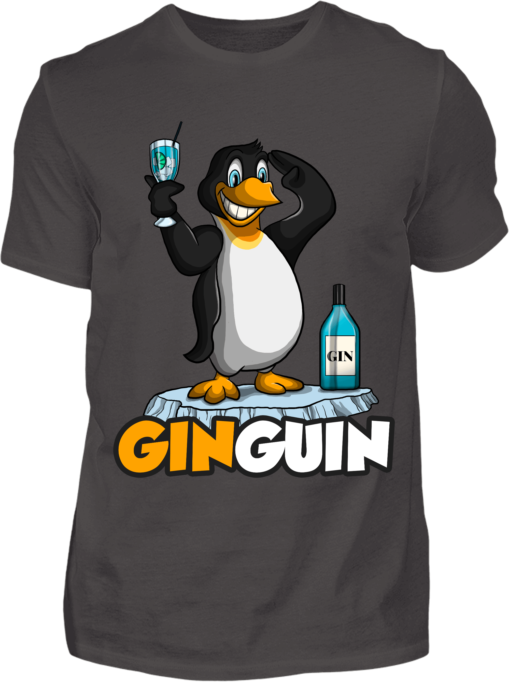 Ginguin T-Shirt - Kreisligahelden.de