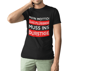 Mein Motto T-Shirt - Kreisligahelden.de