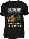 Renbier Ugly Christmas T-Shirt - Kreisligahelden.de