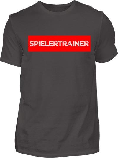 Spielertrainer T-Shirt - Kreisligahelden.de