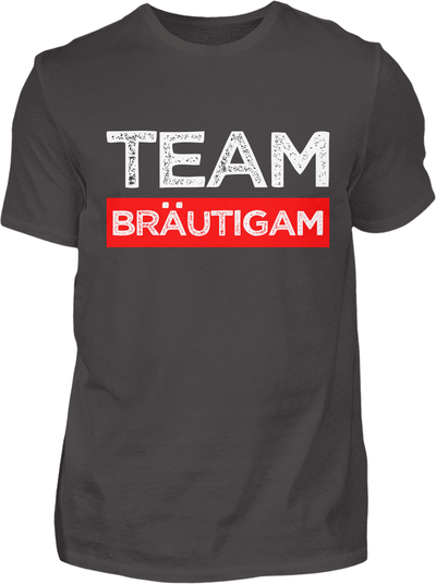 Team Bräutigam T-Shirt - Kreisligahelden.de