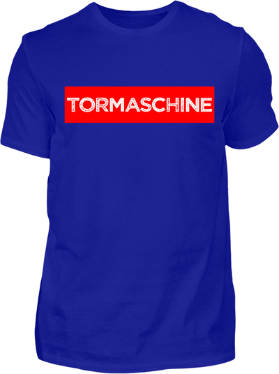 Tormaschine T-Shirt - Kreisligahelden.de
