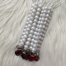 Load image into Gallery viewer, Pearl Pacifier Clip - The Gifted Baby NY