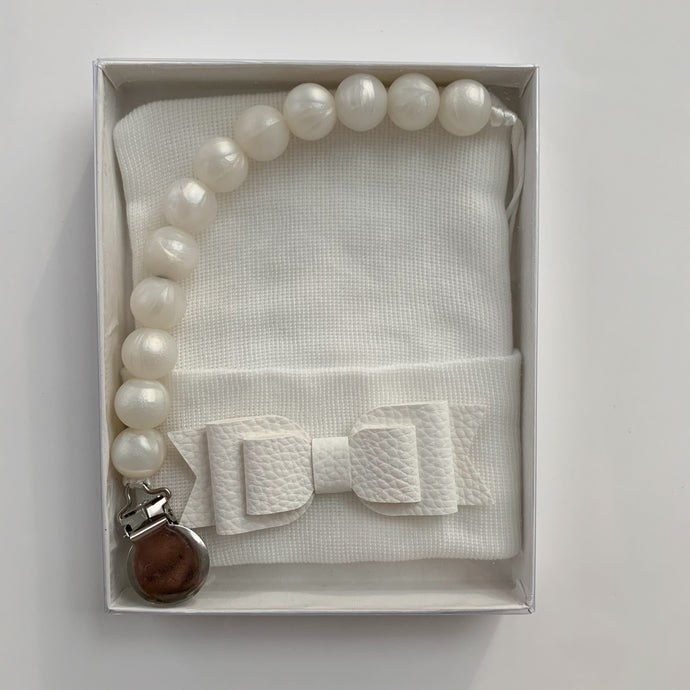 Pearl Shimmer Gift Set - The Gifted Baby NY