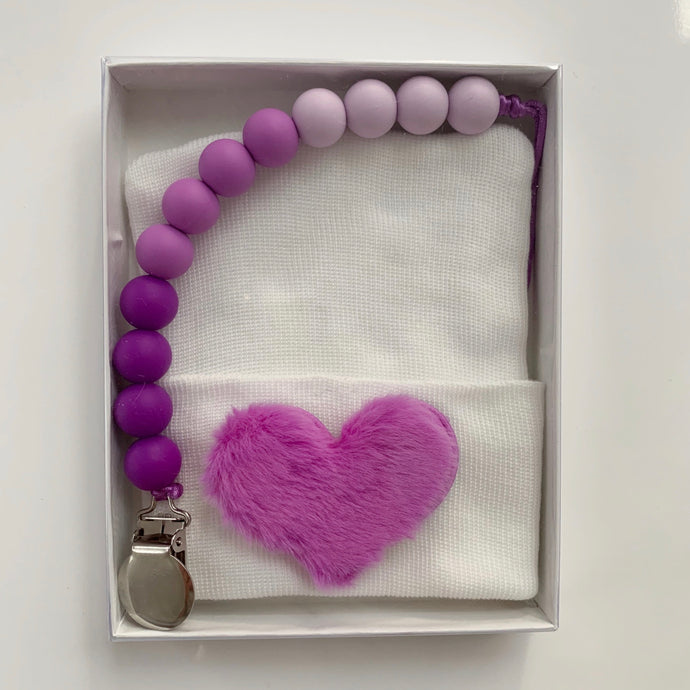 Purplicious Gift Set - The Gifted Baby NY