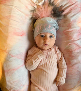 Pompom Hats - The Gifted Baby NY