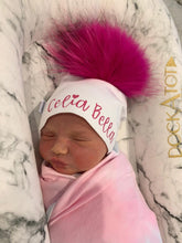 Load image into Gallery viewer, Pompom Hats - The Gifted Baby NY