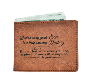 'TRULY AMAZING DAD' WALLET