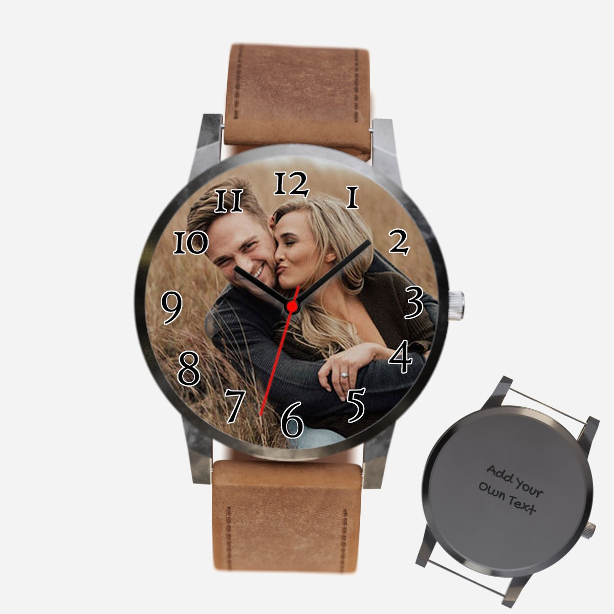 Personalized Happy Watch Gift