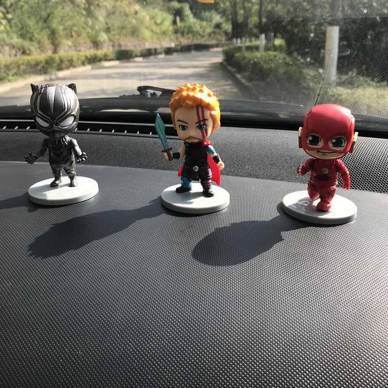 New SuperHero Car Interior Accessories