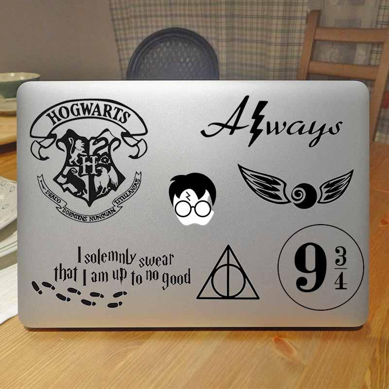 New Arrival Harry Potter Decal Sticker for Laptops, Macbook
