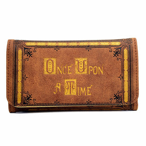 New Henry's Book Once Upon A Time Long Wallet