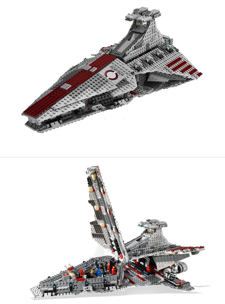 New Arrival 2017 Stars War the Republic Fighting Cruiser with 1218 pcs