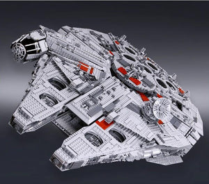 Star Wars Millennium  Falcon with 5265 Pcs