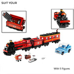 2018 Hot Sale Gift - Harry Potter Hogwart's Express with 724Pcs
