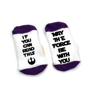 Hot New Arrival Star Wars Sock