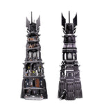 Hot Christmas Gift The Lord of the Rings, The Tower of Orthanc with 2430 Pcs