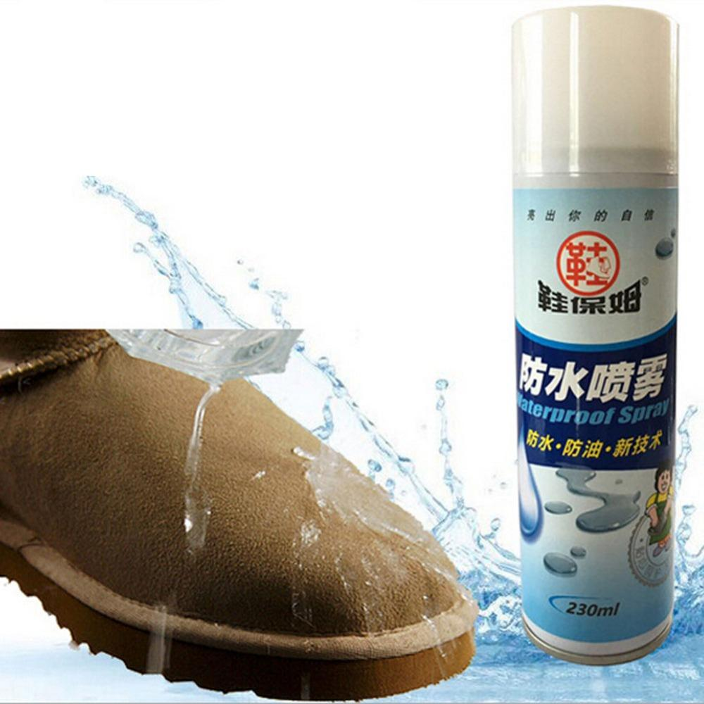 Hot ! New Hydrophobic Waterproof Spray Shoes Oil