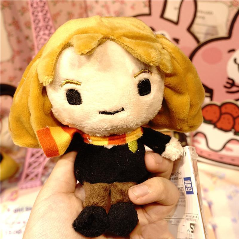 New Arrival 14cm Harry Potter Character Plush Dolls