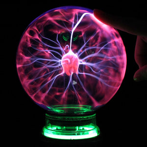 Trendy Glass Magic Plasma Ball Light