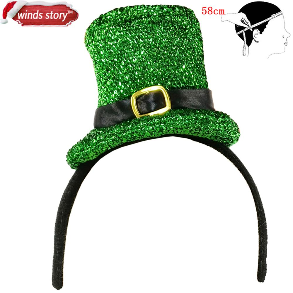 Hot Sale Saint Patrick Costume Top Hat