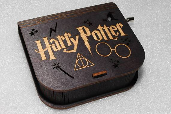 New Arrival Harry Potter Music Box - Personal Customize