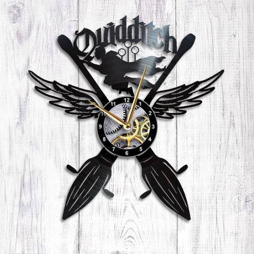 New Arrival Golden Snitch Quidditch Clock