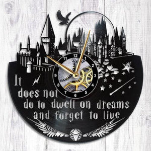 New Arrival Hogwarts Clock