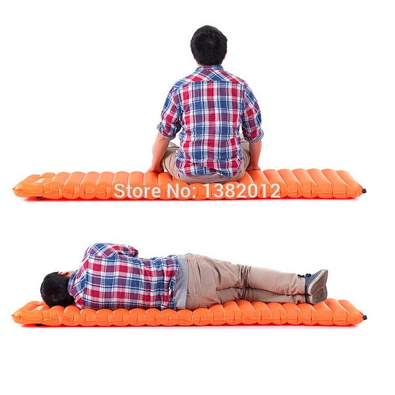 Inflatable Sleeping Air Pad