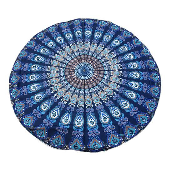 2017  Indian Mandala Yoga Mat