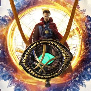 GLOW IN THE DARK  Doctor Strange Luminous Necklace