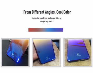 Hot 2017 Blue Ray Case Phone For Samsung and Iphone