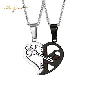Husband and Wife necklace