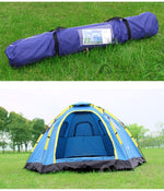Automatic outdoor camping tent 6-8persons