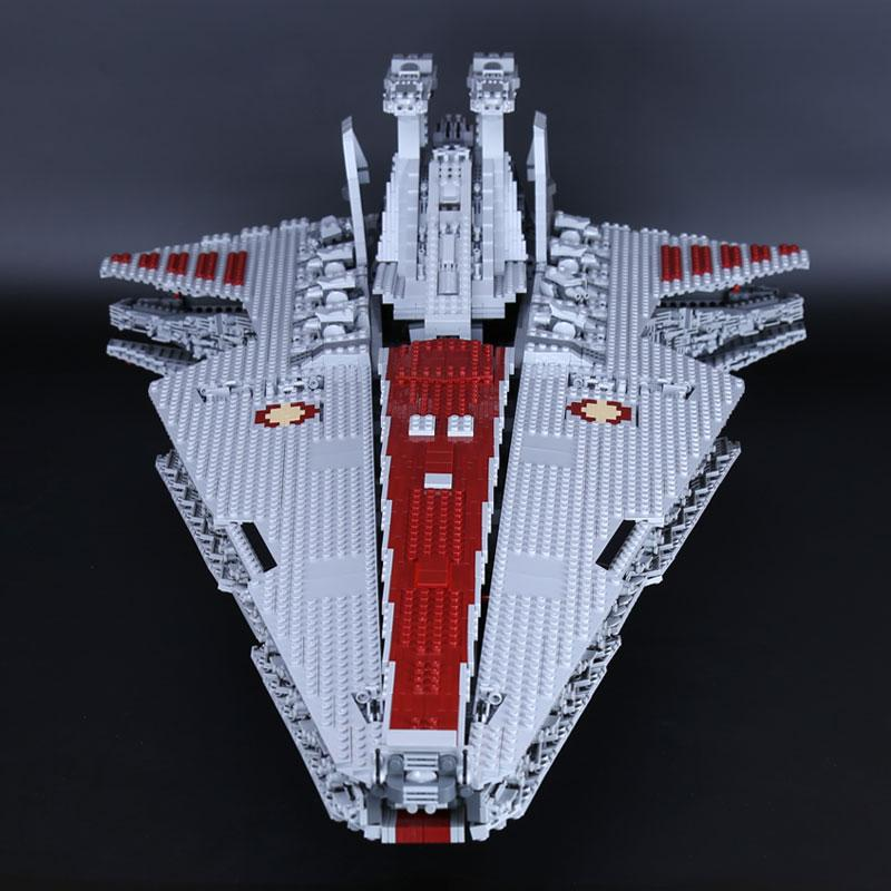 Hot 2017 Christmas Gift Star Wars The UCS Rupblic with 6125 pcs