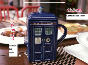 Hot Christmas 2017 Gift Doctor Who Mug