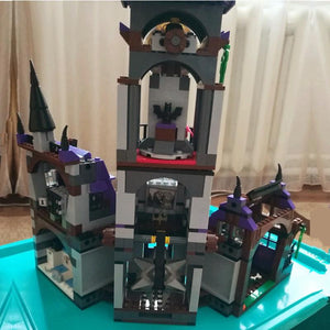 2017 Scooby Doo Ghost House with 860pcs
