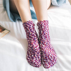 New Arrival Women Cup Cake Socks